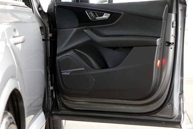 2017 Audi Q7 PRESTIGE * Driver Assist * HEADS UP * 21's * CWP Plano, Texas 45