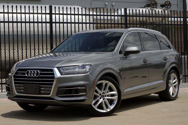 2017 Audi Q7 PRESTIGE * Driver Assist * HEADS UP * 21's * CWP Plano, Texas 2