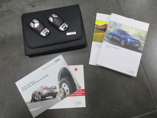 2017 Audi Q7 PRESTIGE * Driver Assist * HEADS UP * 21's * CWP Plano, Texas 56