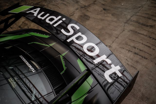 2017 Audi R8 Coupe V10 Gintani Twin Turbo, Wrapped, and MORE in Addison, TX 75001