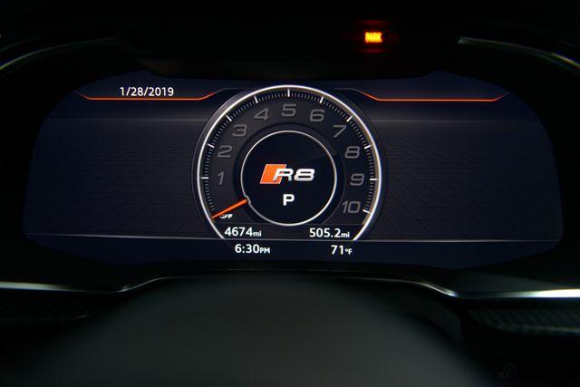 2017 Audi R8 Coupe V10 Houston, Texas 28