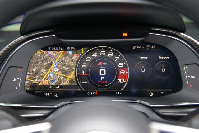 2017 Audi R8 Coupe V10 Houston, Texas 26