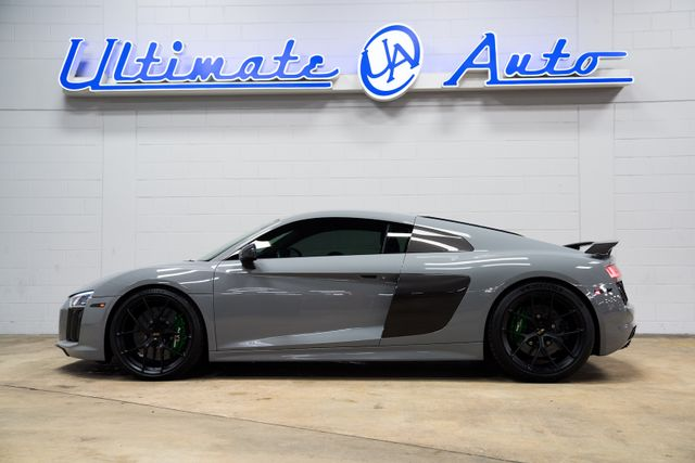 2017 Audi R8 Coupe V10 plus SUPERCHARGED Orlando, FL 2