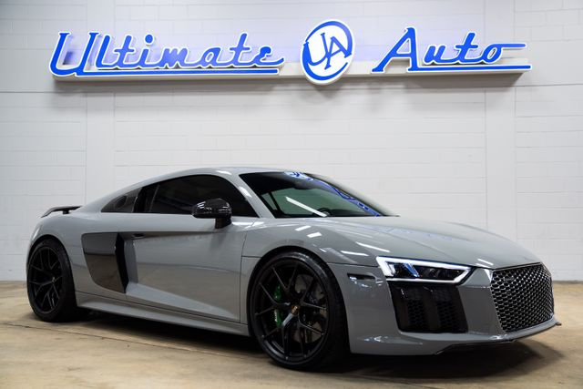 2017 Audi R8 Coupe V10 plus SUPERCHARGED Orlando, FL 7