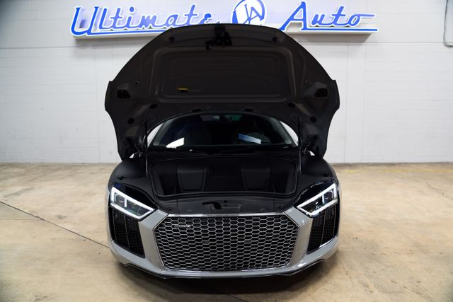 2017 Audi R8 Coupe V10 plus SUPERCHARGED Orlando, FL 45
