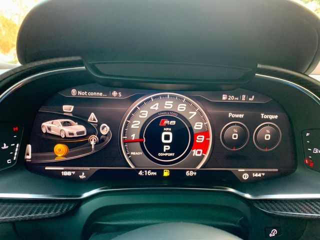 2017 Audi R8 COUPE V10 23k AUTOMATIC NAVIGATION SERVICE RECORDS in Van Nuys, CA 91406