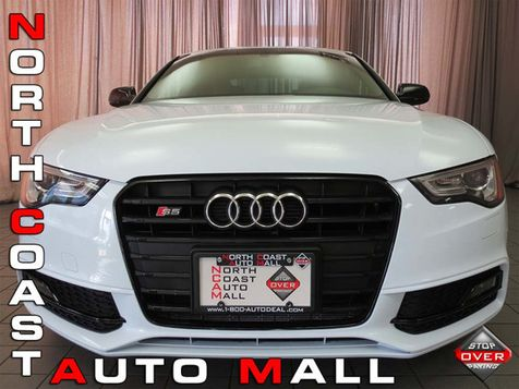 2017 Audi S5 Coupe 3.0 TFSI S Tronic in Akron, OH