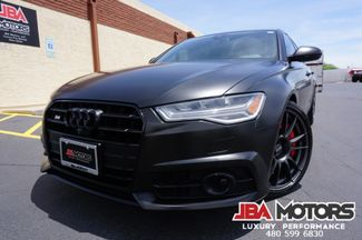 2017 Audi S6 Premium Plus Sport Driver Assist Black Optic Pkg | MESA, AZ | JBA MOTORS in Mesa AZ