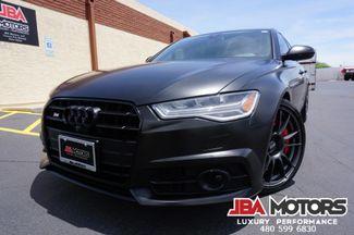 2017 Audi S6 Premium Plus Sport Driver Assist Black Optic Pkg   MESA, AZ   JBA MOTORS in Mesa AZ