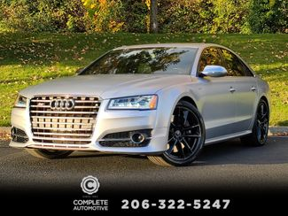 2017 Audi S8 Plus 4.0T Quattro All Wheel Drive