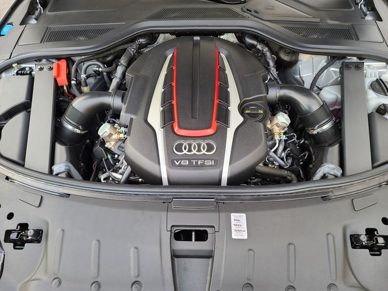 2017 Audi S8 Plus 40T Quattro All Wheel Drive 605HP Local 1 Owner 21600 Options Save 69000  city Washington  Complete Automotive  in Seattle, Washington