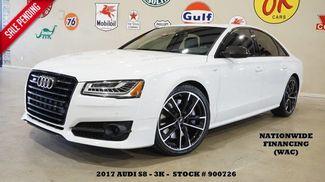 2017 Audi S8 plus Quattro HUD,ROOF,NAV,BACK-UP,360 CAM,HTD/COOL L... in Carrollton TX, 75006