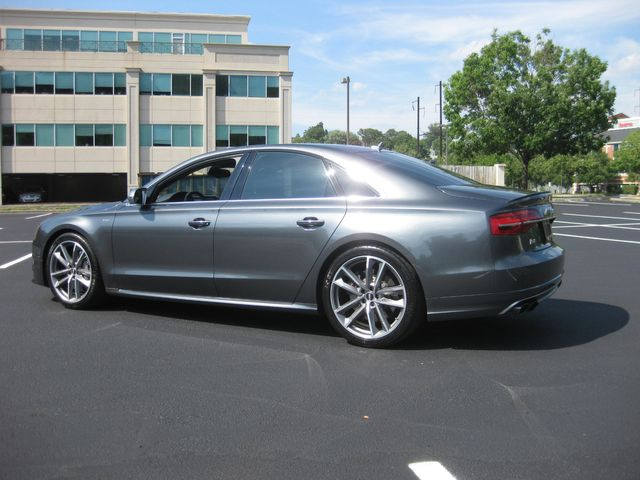 2017 Audi S8 plus Conshohocken, Pennsylvania 3