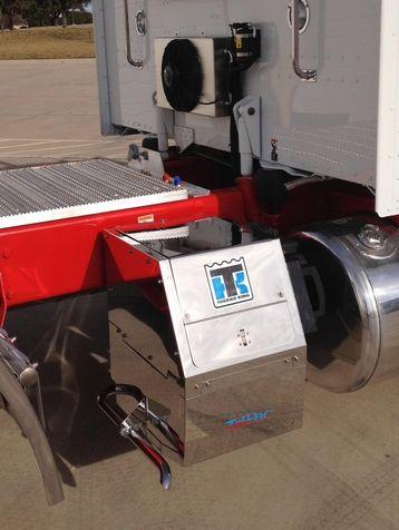 2017 Auxiliary Climate Control Auxiliary Climate Control    Denton, TX   Probilt Services, Inc. in Denton, TX