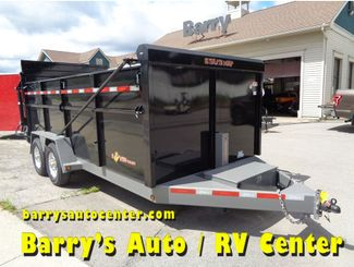2017 B-Wise DU16-15 Ultimate Dump Trailer in Brockport NY, 14420