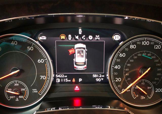 2017 Bentley Bentayga W12 Houston, Texas 6