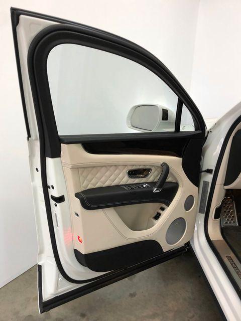 2017 Bentley Bentayga W12 Houston, Texas 8