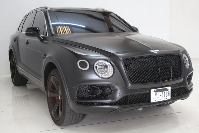 2017 Bentley Bentayga W12 Houston, Texas 3