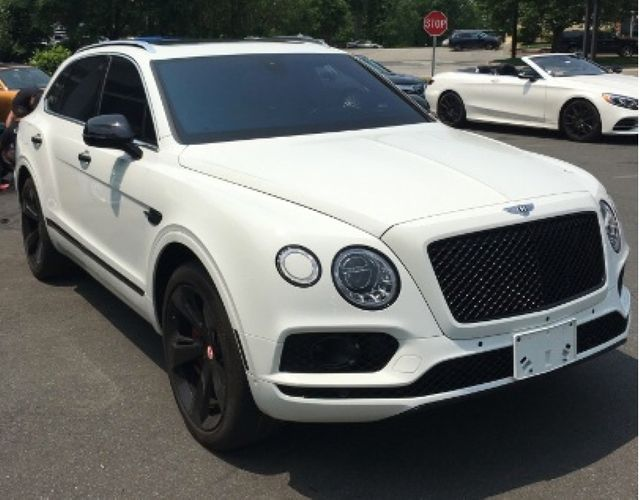 2017 Bentley Bentayga W12 Houston, Texas 39