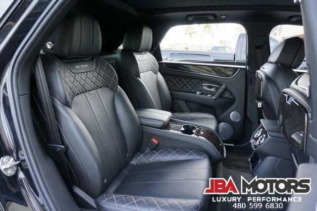 2017 Bentley Bentayga First Edition ~ Diamond Stitched ~ Black Out Pkg in Mesa, AZ 85202
