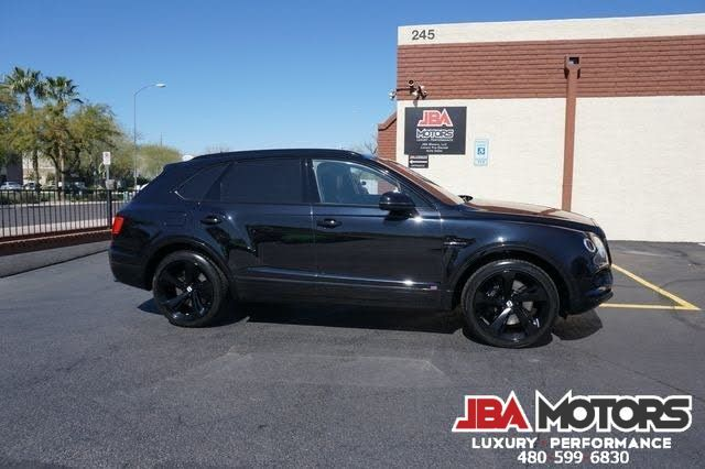 2017 Bentley Bentayga First Edition ~ Diamond Stitched ~ Black Out Pkg in Mesa, AZ 85202