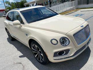 2017 Bentley Bentayga W12 MAGNOLIAMAGNOLIA CARFAX CERT 1 OWNER  Plant City Florida  Bayshore Automotive   in Plant City, Florida