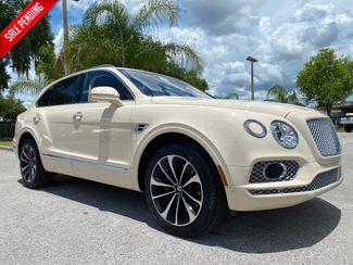 2017 Bentley Bentayga in Plant City, Florida