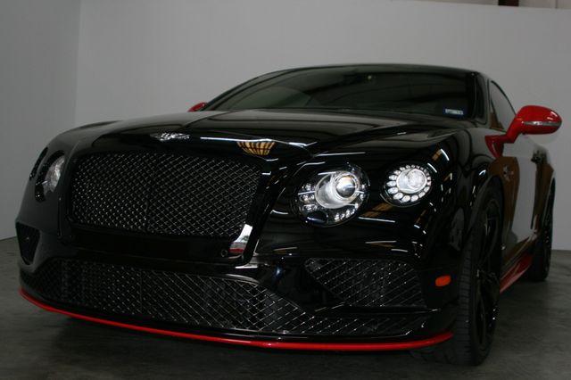 2017 Bentley Continental GT Speed Houston, Texas 3