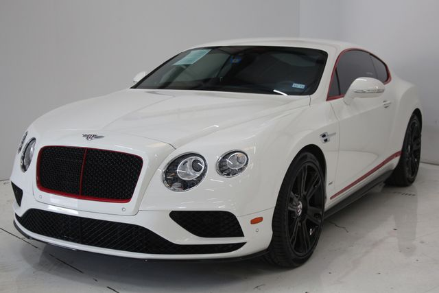 2017 Bentley Continental GT V8 S Houston, Texas 2