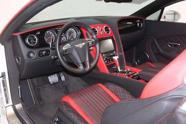 2017 Bentley Continental GT V8 S Houston, Texas 21