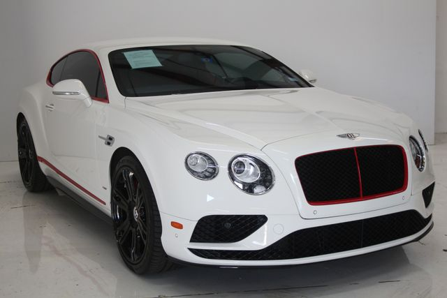2017 Bentley Continental GT V8 S Houston, Texas 3
