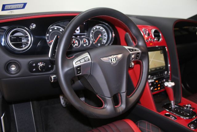 2017 Bentley Continental GT V8 S Houston, Texas 34