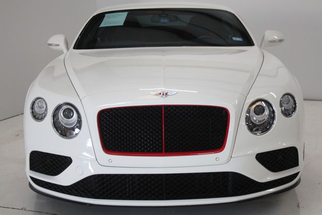 2017 Bentley Continental GT V8 S Houston, Texas 4