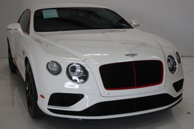 2017 Bentley Continental GT V8 S Houston, Texas 5