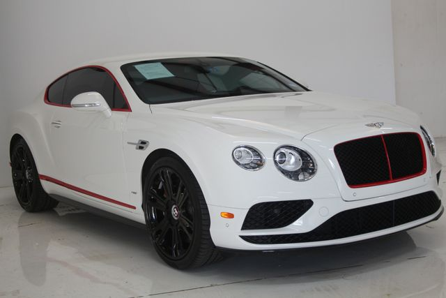 2017 Bentley Continental GT V8 S Houston, Texas 6