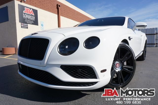 2017 Bentley Continental GT V8 Coupe - ONLY 3k LOW MILES