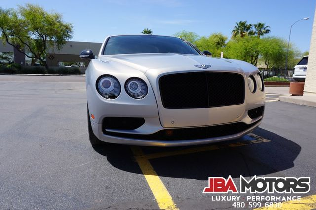 2017 Bentley Flying Spur W12 S Sedan FlyingSpur ~ RARE W12 S Package in Mesa, AZ 85202