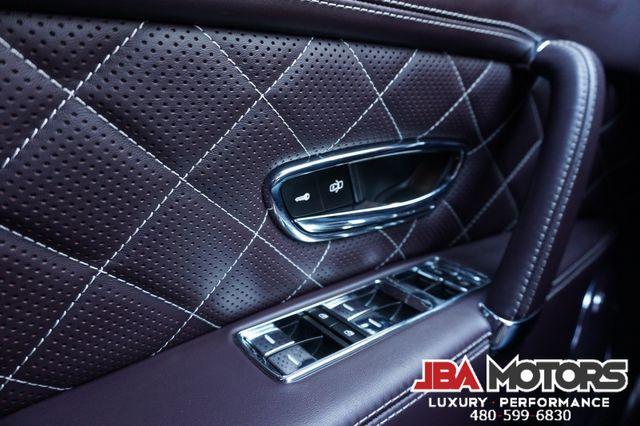2017 Bentley Flying Spur W12 S Sedan FlyingSpur ~ RARE W12 S Package in Mesa, AZ 85202