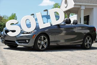 2017 BMW 2-Series 230i Convertible in Alexandria VA
