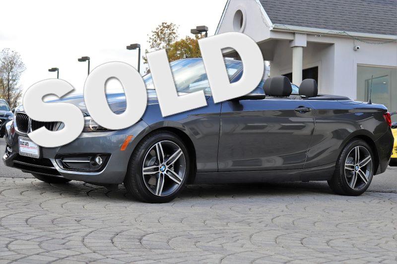 2017 BMW 2-Series 230i xDrive Convertible in Alexandria VA