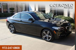 2017 BMW 230i Coupe Sport Line in Addison TX, 75001