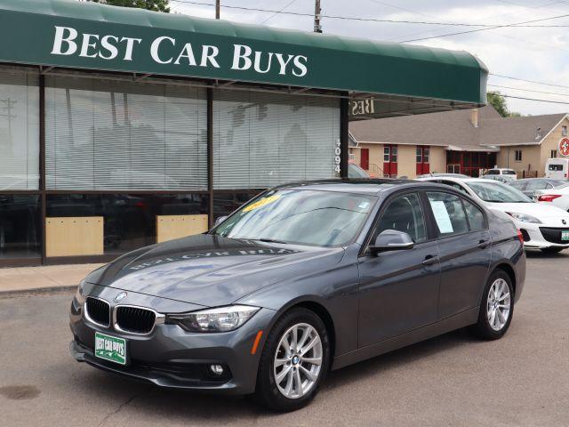 2017 BMW 320i xDrive 320i xDrive