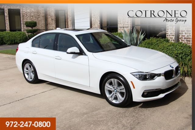 2017 BMW 328d Sedan Luxury Line in Addison, TX 75001