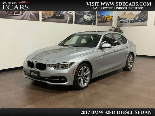 2017 BMW 328d in San Diego, CA 92126