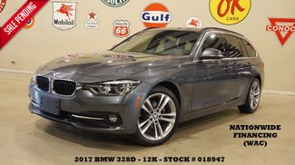2017 BMW 328d xDrive Sports Wagon HUD,PANO ROOF,NAV,HTD LTH,12K in Carrollton, TX 75006