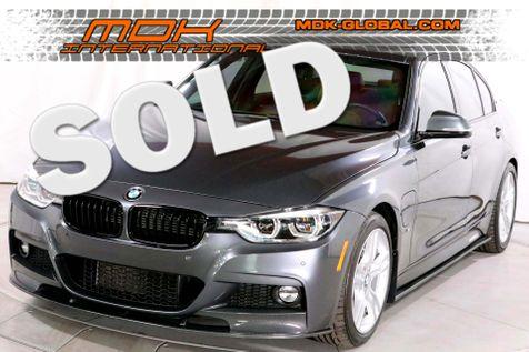 2017 BMW 330e iPerformance - M Sport - LED lights - Navigation in Los Angeles