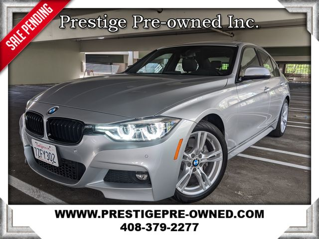 2017 BMW 340i (*M SPORT/DRIVER ASSISTANCE/TECHNOLOGY PACKAGE*)