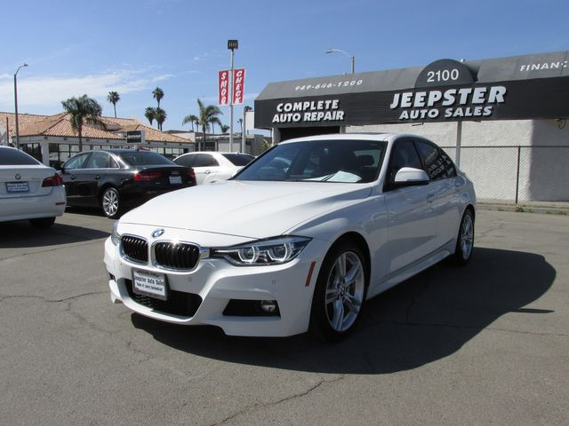 2017 BMW 340i M Sport Sedan in Costa Mesa, California 92627