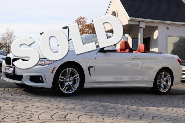 2017 BMW 4-Series 430i xDrive Convertible M Sport PKG in Alexandria VA