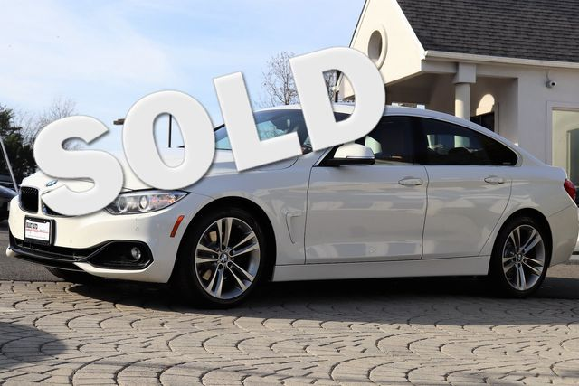 2017 BMW 4-Series 430i xDrive Gran Coupe Sport Line in Alexandria VA